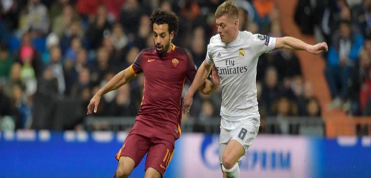 توني كروس لاعب ريال مدريد