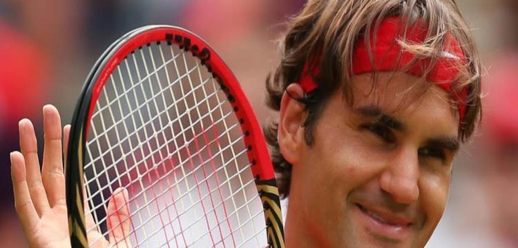 فيدرر نجم التنس
