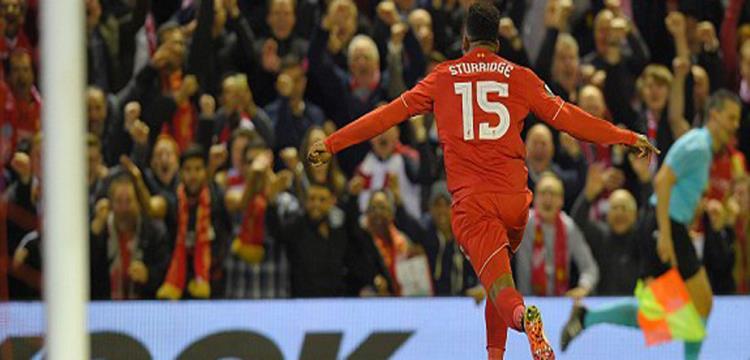 ستوريدج ساهم في تأهل ليفربول