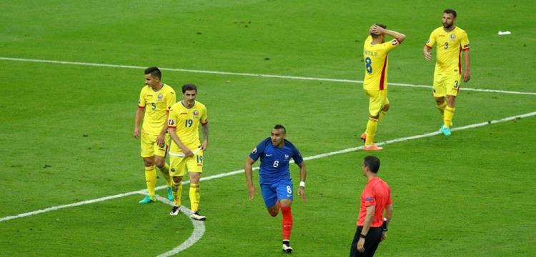 جانب من احدى مباريات يورو