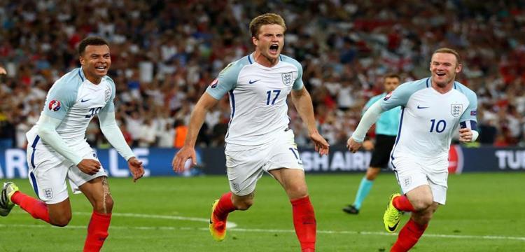 لاعبو المنتخب الإنجليزي