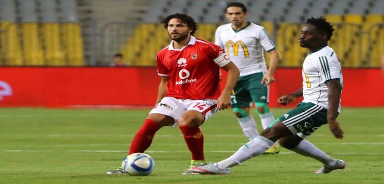 حسام غالي قائد الأهلي