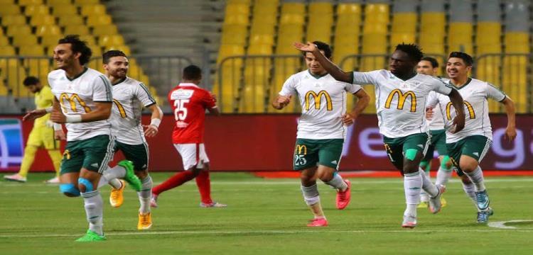 لاعبو المصري فازوا على الأهلي قبل صدام الزمالك