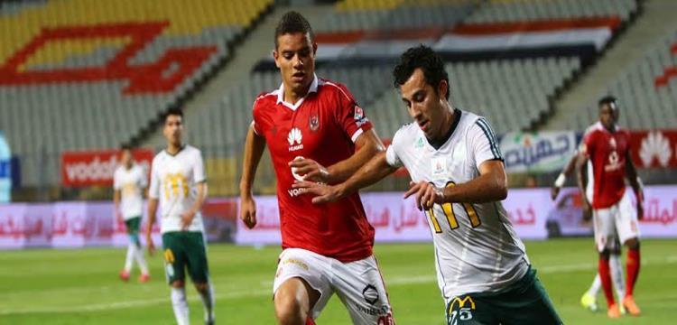 سعد سمير لاعب الأهلي في صورة أرشيفية