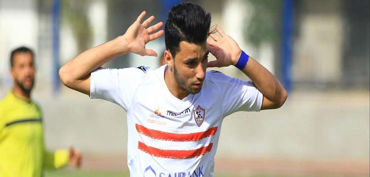 محمد سالم لاعب الزمالك