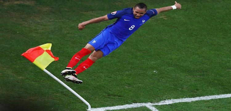 باييه لاعب فرنسا ومارسيليا