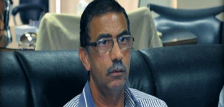 احمد عبد الحليم عضو مجلس إدارة الإسماعيلي
