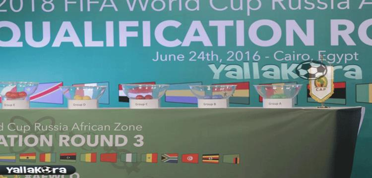 قرعة تصفيات كأس العالم