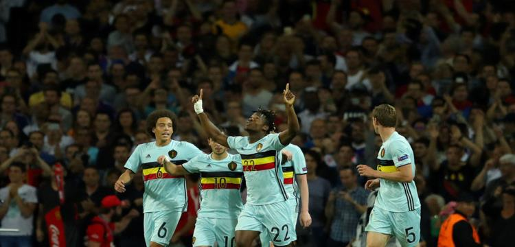 فرحة بلجيكا