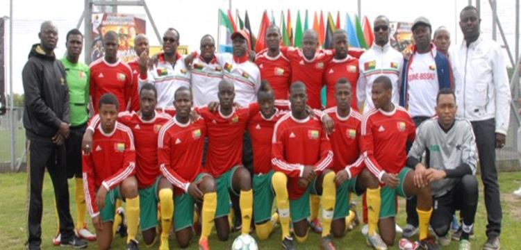 فريق غينيا بيساو