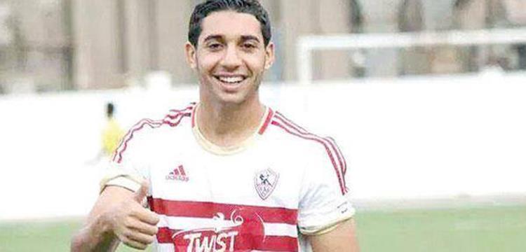 خالد شيكا لاعب الزمالك السابق