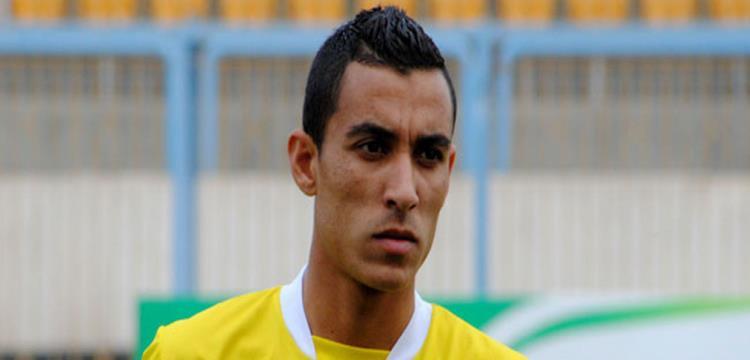 ابراهيم حسن لاعب الاسماعيلي