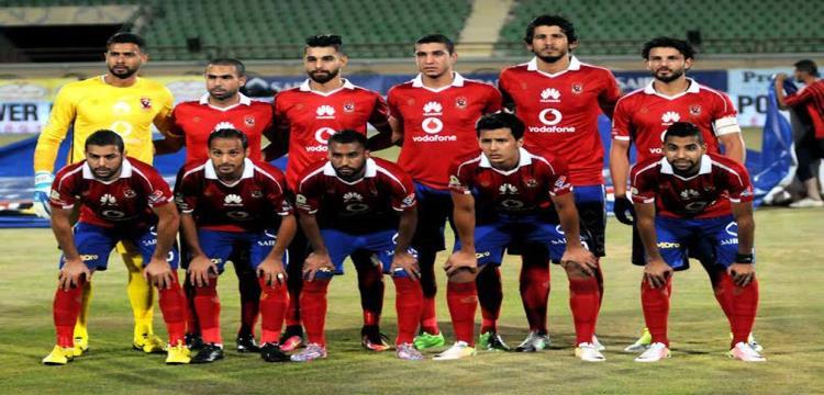 احمد عادل عبدالمنعم بين لاعبي الأهلي