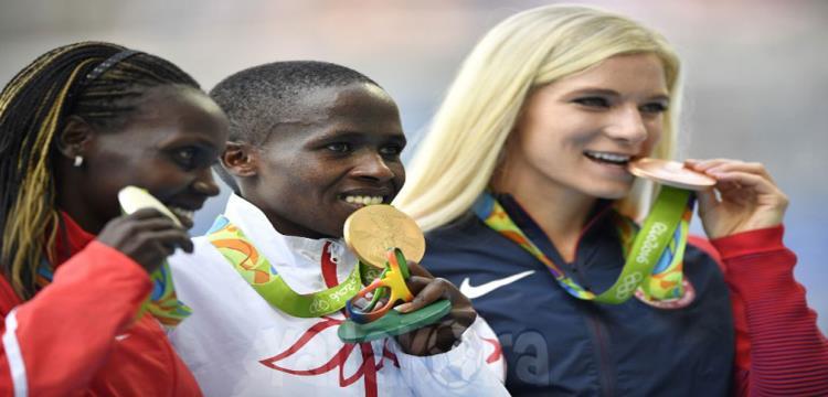 جيبيت بالميدالية الذهبية