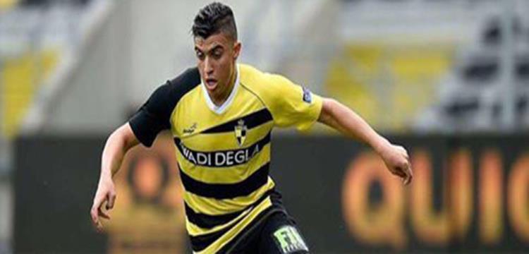 كريم حافظ لاعب ليرسل ينتقل للبروندبي