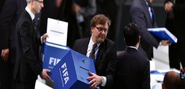 صورة أرشيفية من انتخابات الفيفا