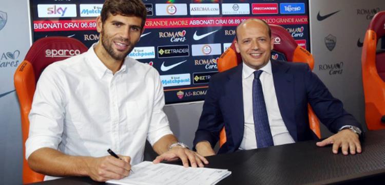 فازيو لاعب روما الجديد