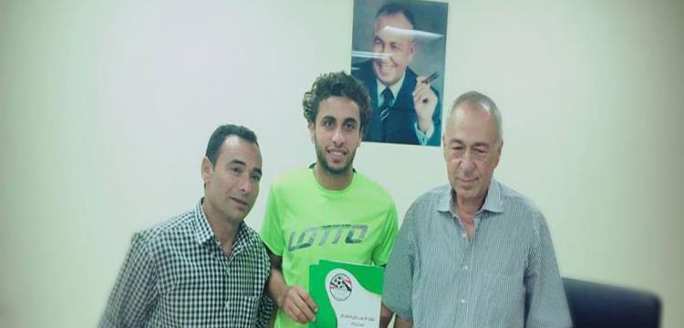 محمد فتحي لاعب الاسماعيلي
