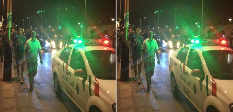 الأمن المغربي يؤمن فندق إقامة الزمالك