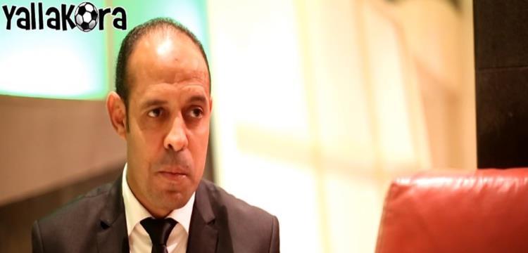 عماد النحاس في حواره مع يلا كورة