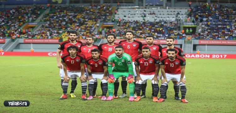 منتخب مصر تعادل مع مالي