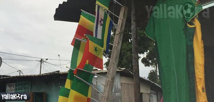 علم إسرائيل يباع وسط الأعلام في الجابون