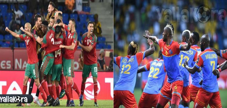 الكونغو والمغرب