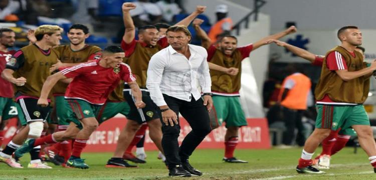 فرحة المغرب ورينار