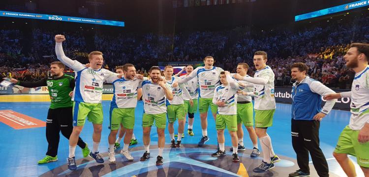 سلوفينيا تفوز بالمركز الثالث في مونديال اليد