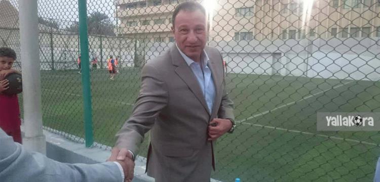 محمود الخطيب في النادي الأهلي
