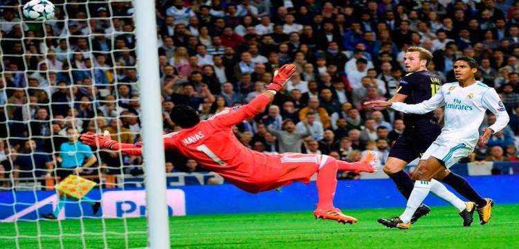 ريال مدريد وتوتنهام