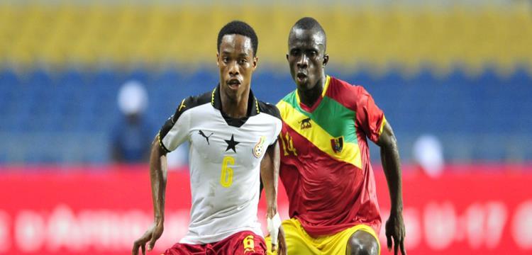 اياياه لاعب غانا