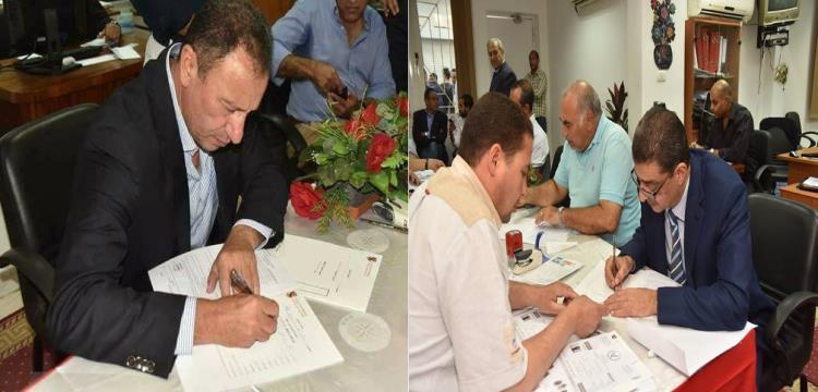 محمود طاهر ينافس محمود الخطيب على رئاسة الأهلي