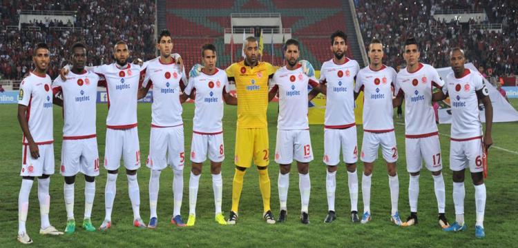 فريق الوداد البيضاوي المغربي