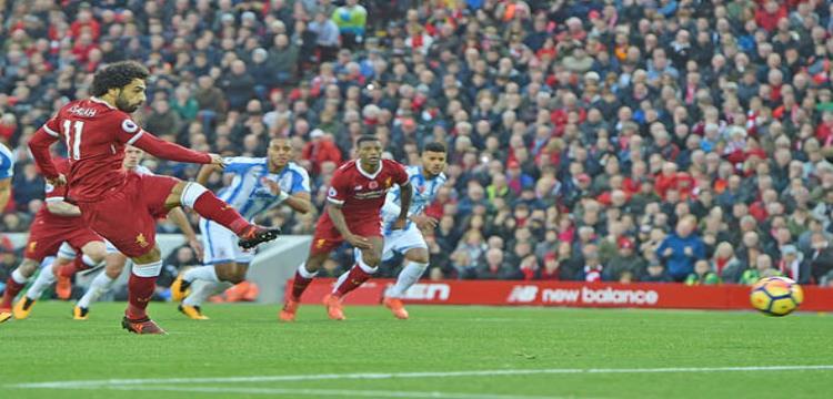 محمد صلاح يهدر أول ضربة جزاء مع ليفربول