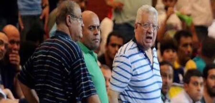 شريف مصطفى يتوسط مرتضى ومقلد