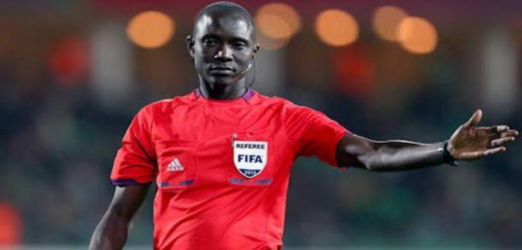 بكاري جاساما حكم مباراة مصر والكونغو