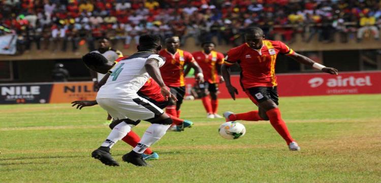 غانا واوغندا