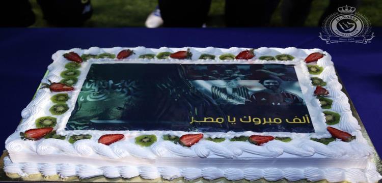 صورة للاحتفال
