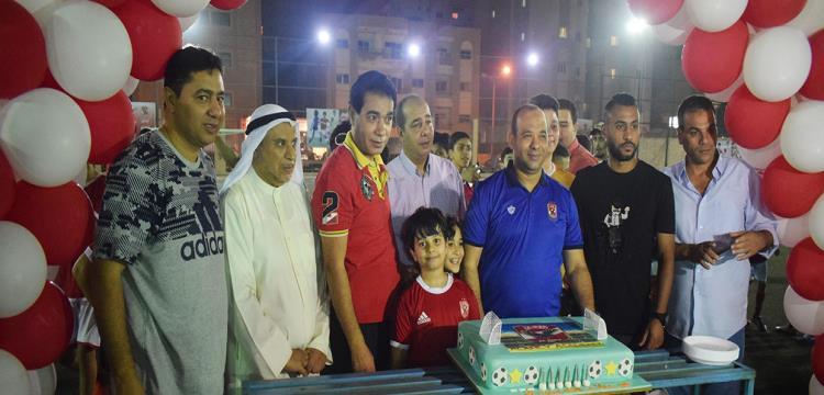 حسام عاشور في الكويت
