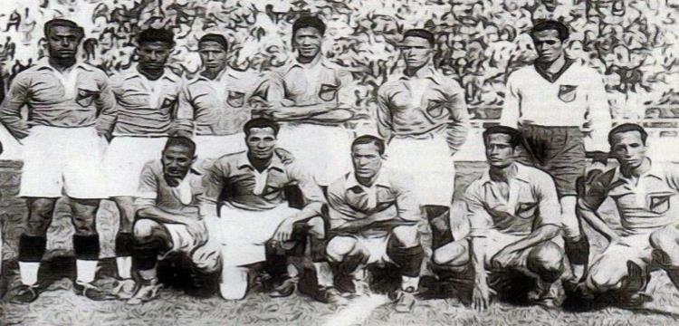 منتخب مصر 1934