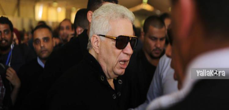 مرتضى منصور المرشح لرئاسة الزمالك