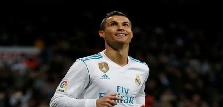 كريستيانو رونالدو لاعب ريال مدريد