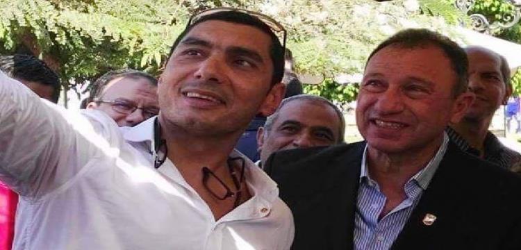 جوهر نبيل مع محمود الخطيب