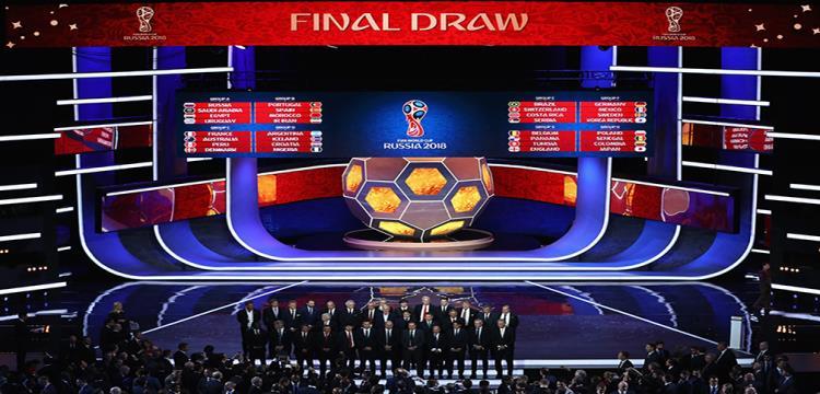 قرعة كأس العالم