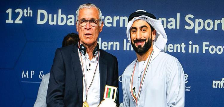 كوبر في مؤتمر دبي الرياضي