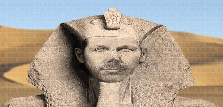 صحيفة ماركا وصفت سيميوني بفرعون مصر الأخير