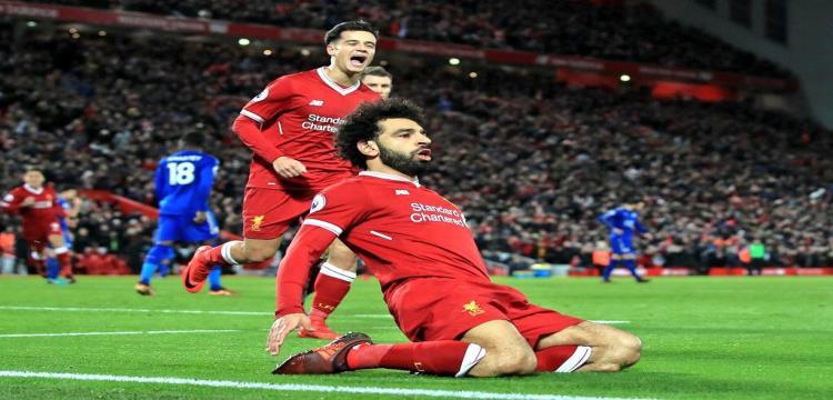محمد صلاح نجم ليفربول وأفضل لاعب في إفريقيا