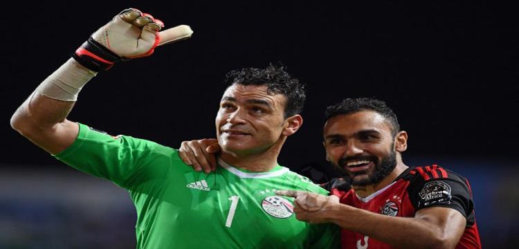 أحمد المحمدي لاعب منتخب مصر