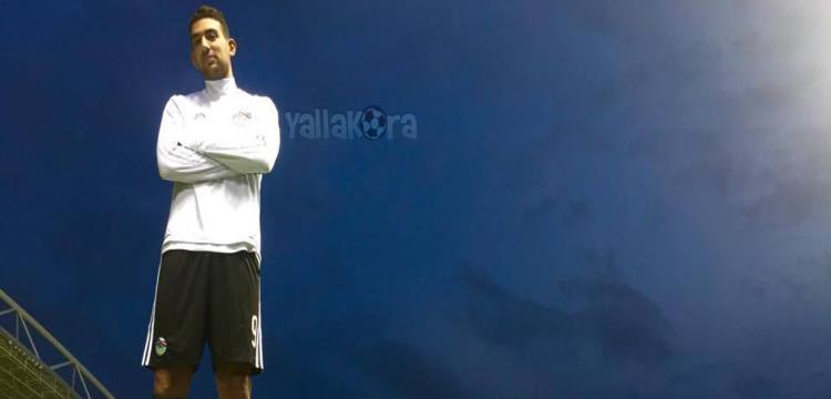 كوكا لاعب براجا ومنتخب مصر